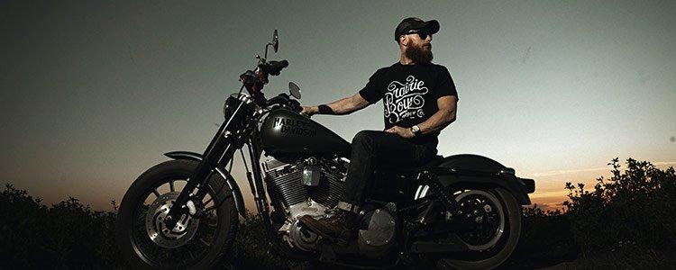 Brand Archetype Rebel Harley Davidson